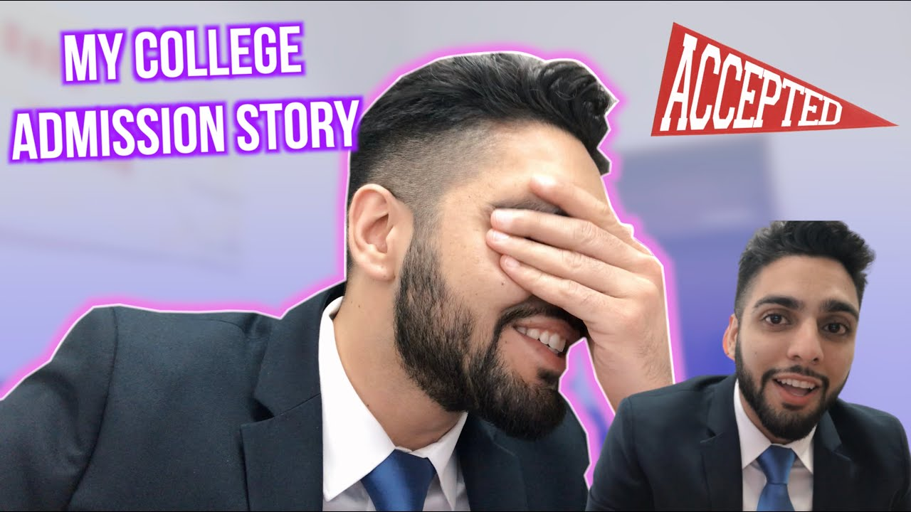 MY COLLEGE ADMISSION STORY.. WHAT I SAID TO THE DEAN *Acceptance Reaction* | Flip The Switch Ep2