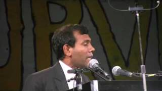 """President Nasheed-""""We Refuse To Be Quiet"""" On Climate Change"""