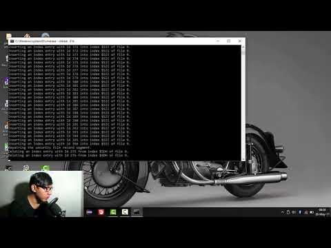 Tutorial Cara Memperbaiki Flashdisk Yang Rusak The File Or Directory