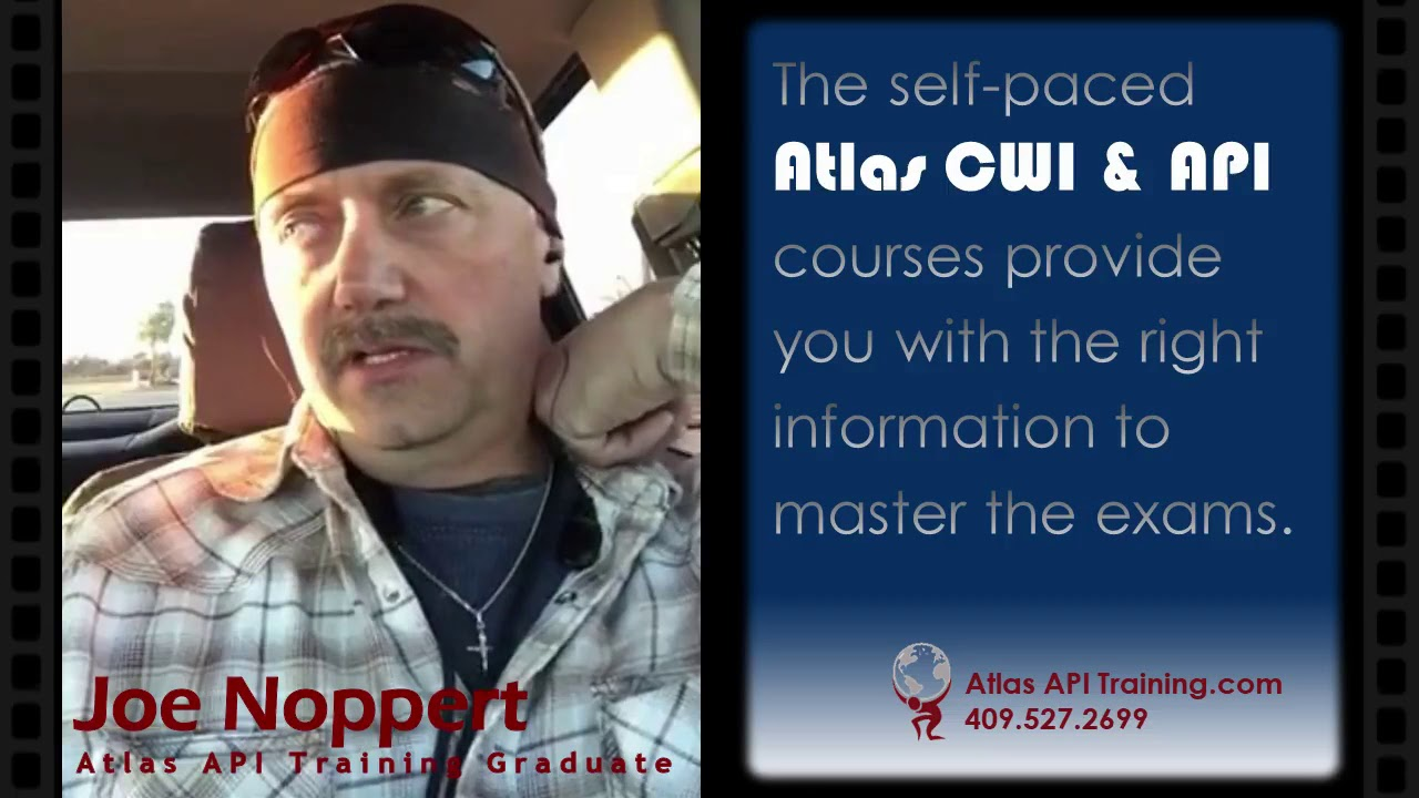 API Exam Prep Training Courses Online & Onsite - Atlas API