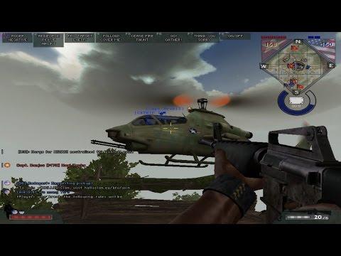 Battlefield Vietnam Online Multiplayer Gameplay 2016 Defense Of Con Thien