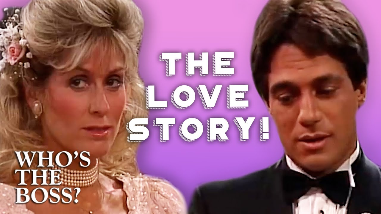 Download Who's The Boss? | Tony and Angela: The Love Story | Throw Back TV