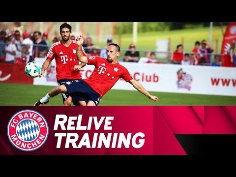 LIVE | FC Bayern Training @ Säbener Straße