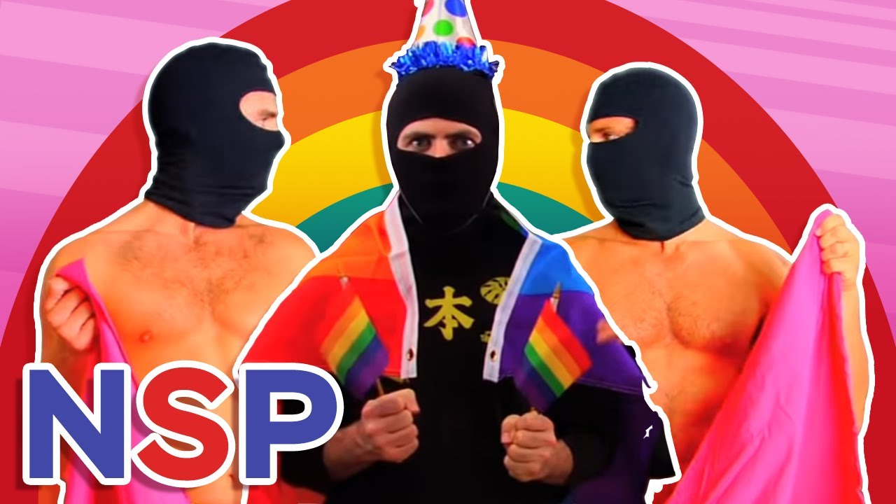 Ninja Sex Party Mansion Party Lyrics