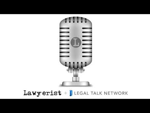 #146: Practicing Law as an Legal Technician (LLLT) in Washington State, with Laura Genoves