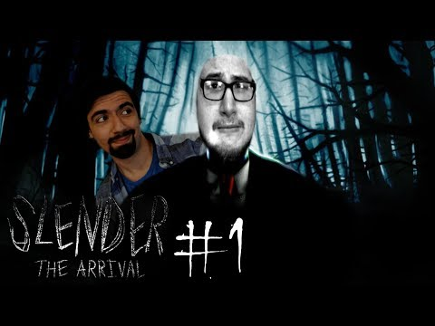 Slender: The Arrival Ep.1 - Slacker Gaming