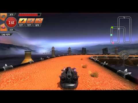 Rock n&39; Roll Racing 3D Mundo 4 - Jogos Gratis Pro