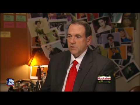 Huckabee Interviews Lorne Michaels & Seth Meyers
