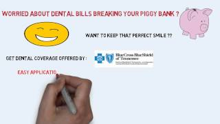 Call 866-633-3472 for Blue Cross Dental Insurance Tennessee   BCBS of TN