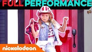 Kenna Performs Boomerang by JoJo Siwa  LSBS  Nick