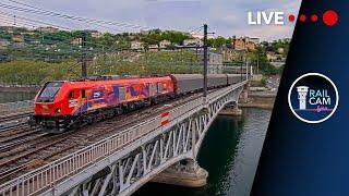 Preview of stream Railcam Poste 1 - Démo printemps 2021