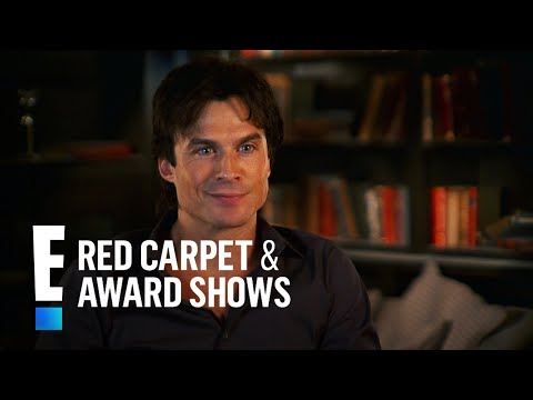 Ian Somerhalder and Paul Wesley Dish on Their 'Firsts'  E! Live from the Red Carpet