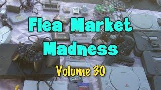 Flea Market Madness Vol. 30 - Pat the NES Punk