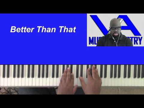 Better Than That by Phil Tarver