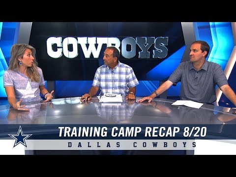 Training Camp Recap   Dallas Cowboys 2018
