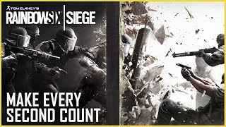 Rainbow Six Siege: Make Every Second Count | Gameplay Guide | Ubisoft [NA]