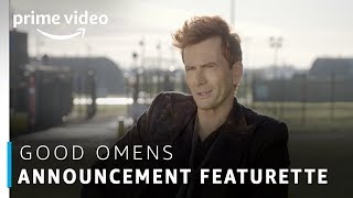 Good Omens | Announcement Featurette | Prime Original | Coming Soon | Amazon Prime Video