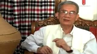 Terrorist Shantu Larma confessed about his armed conflict against terrorist UPDF
