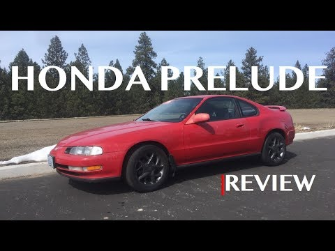 Honda Prelude Review | 1991-1996 | 4th Generation