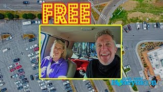 """""""Is it GETTING HARDER to find FREE overnight RV camping?"""" and other questions..."""