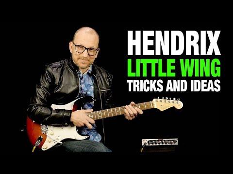 Jimi Hendrix Little Wing Tricks