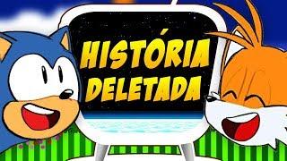A história deletada do MELHOR jogo de Sonic