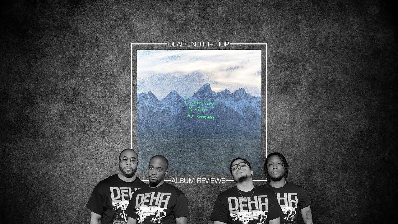 Kanye West - ye Album Review | DEHH