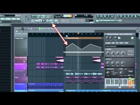 FL Studio Guru   Tempo Sync / Time Stretching with Fruity Granulizer