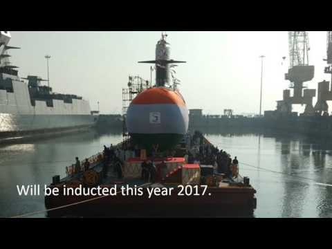 INS Vela: Third Scorpene Class submarine to be floated this year