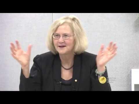 Why did Nobel Laureate Elizabeth Blackburn study biology?