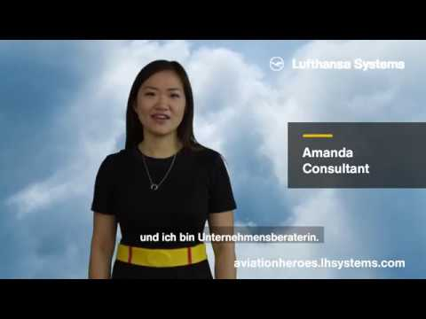 Aviation Hero Amanda / Lufthansa Systems