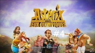 Astérix Aux Jeux Olympiques Episode 4 Direction Les Appartements