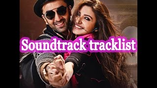 Download Hindi Video Songs - Ae Dil Hai Mushkil Soundtrack TrackList