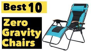 Best Zero Gravity Chair for Lower Back Pain |  Oversized zero gravity chair for Outdoor