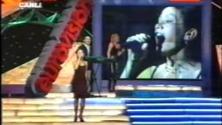 Eurovision 1999 Türkiye Finali Feryal Başel - Unuttuğumu Sandığım Anda