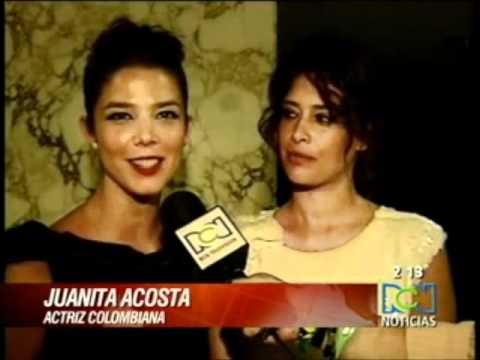 Angie Cepeda en el Festival de Cine de Cartagena de Indias