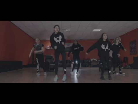 Chance the rapper | VANITY Chicago Footwork Training | Treso