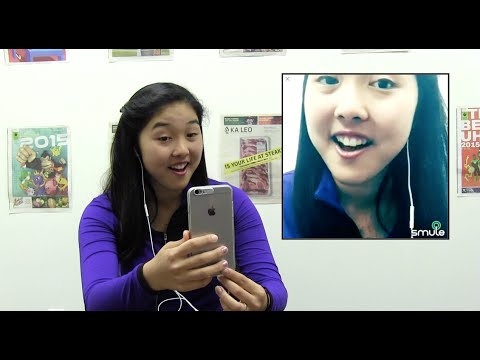 UH Students Try Sing! Karaoke