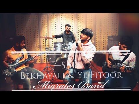 Saif Ft. Migrates Band   Bekhayali & Ye Fitoor   Kabir Singh, Fitoor  Shahid Kapoor, Arijit SIngh.