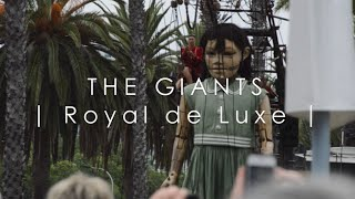 The Giants | Royal de Luxe | Perth Festival