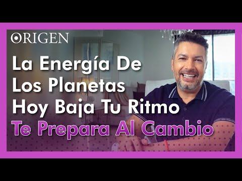 La Energía De Los Planetas Hoy Baja Tu Ritmo Y Te Prepara Al Cambio, Astromovida - Canal Origen