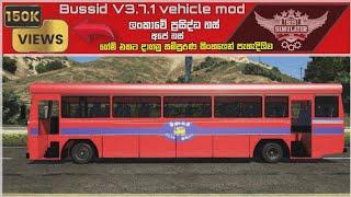 bus simulator indonesia lanka bus mod
