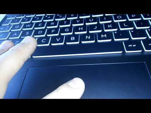 HP Pavilion Gaming Touchpad. Как исправить. How To Fix.
