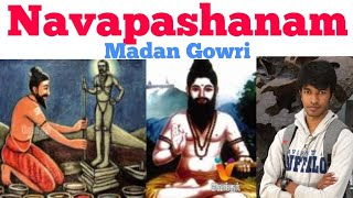 Navapashanam  Tamil  Madan Gowri  MG