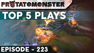 League of Legends Top 5 Plays Week 223