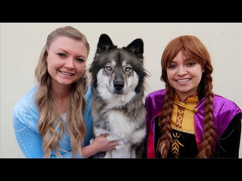 Kakoa's Favorite Stories With Frozen Elsa & Anna!