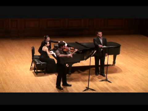 Loeffler - La Cloche fêlée (Op.5, No.1)