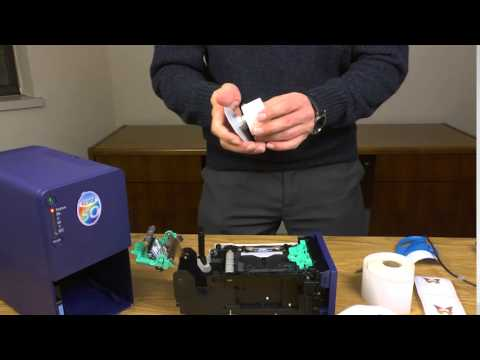 How To Reload Labels in your Kiaro! 50 Label Printer