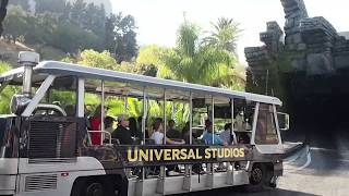 Full Studio Tour At Universal Studios Hollywood (2016)