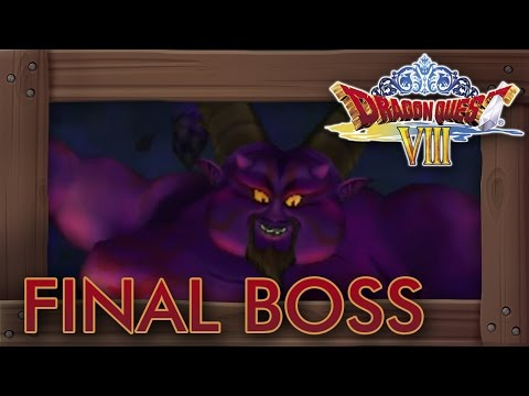 Dragon Quest 8 3DS - Final Boss & Ending